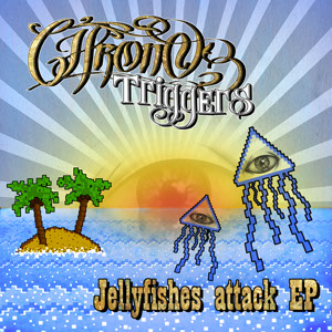 Jellyfishes Attack EP Cover - Chrono Triggers