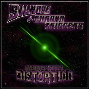 Margarita Distortion EP Cover - Silnaye - Chrono Triggers